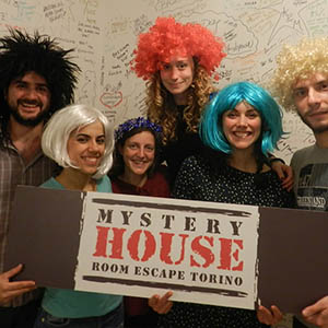 escape room mystery house Parties and Events