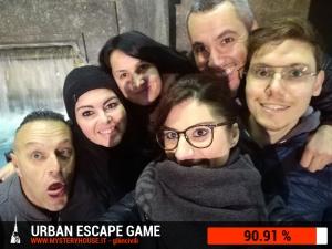 escape room mystery house torino Caccia al Tesoro